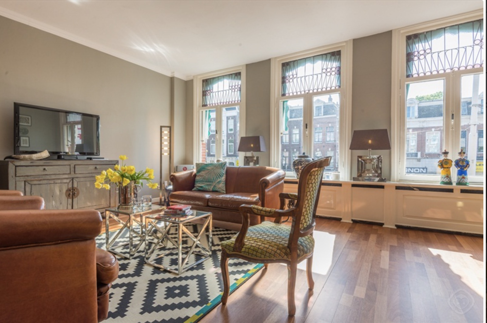 BEAUTIFUL FAMILY APARTMENT IN OOSTERPARK