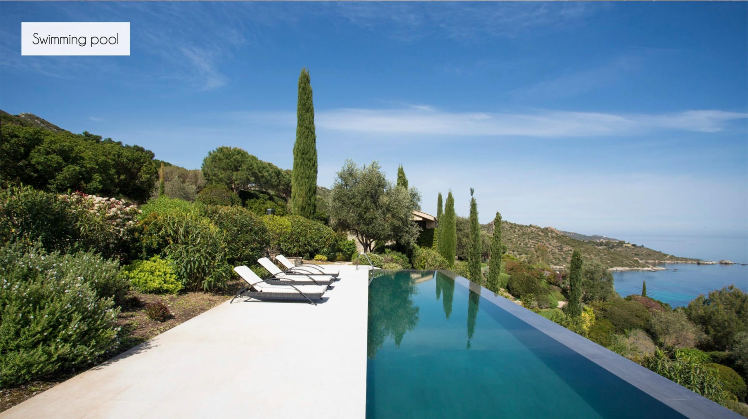 LUXURY VILLA IN SAINT FLORENT, CORSICA