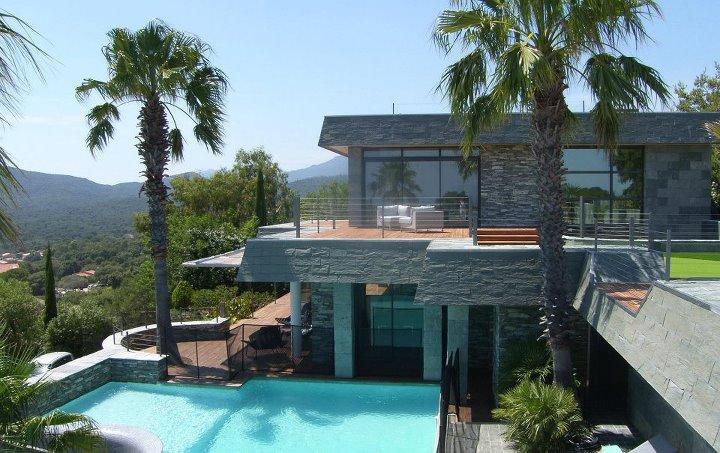 Prestigious Design Villa South Corsica