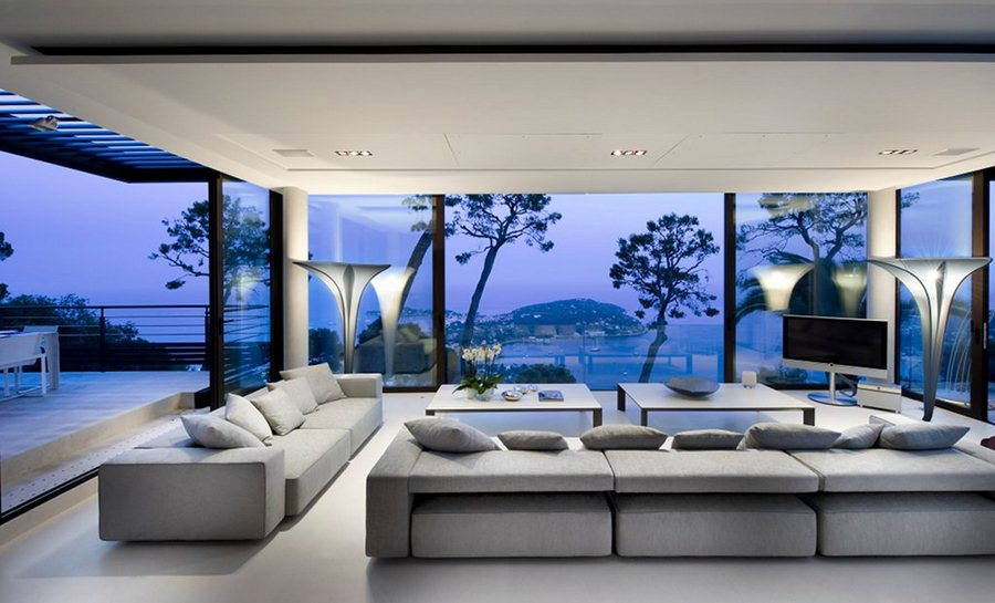 THE MOST INCREDIBLE VIEW OF THE ENTIRE FRENCH RIVIERA