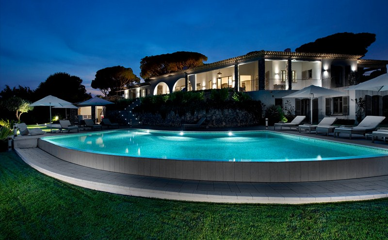 VILLA ST TROPEZ