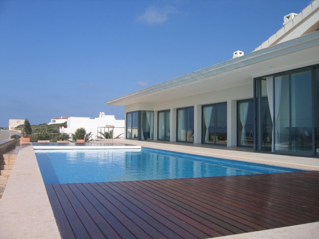 FANTASTIC SEA VIEWS VILLA IN CALA LLONGA MENORCA SPAIN