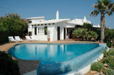 BEAUTIVUL VILLA IN CAP D'EN FONT MENORCA SPAIN