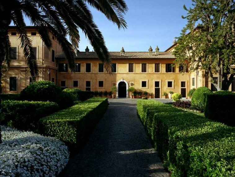 On the seafront and the doorstep of Rome, an opulent Estate Italy-4916