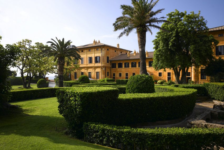 On the seafront and the doorstep of Rome, an opulent Estate Italy-4917