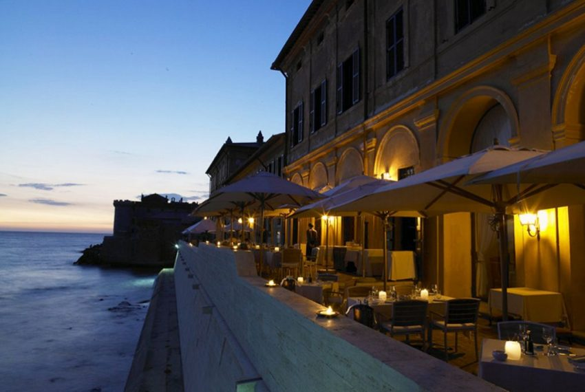 On the seafront and the doorstep of Rome, an opulent Estate Italy-4920