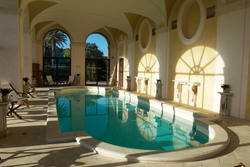 On the seafront and the doorstep of Rome, an opulent Estate Italy-4921