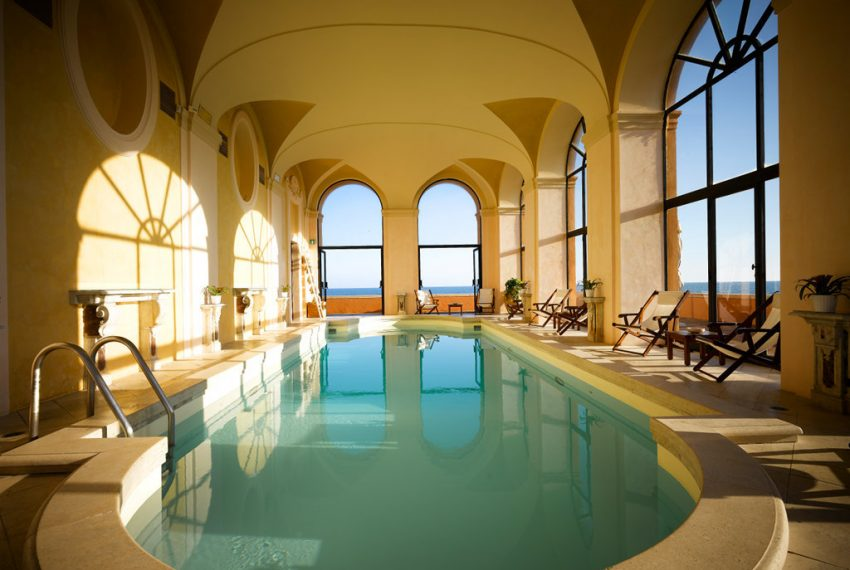 On the seafront and the doorstep of Rome, an opulent Estate Italy-4922