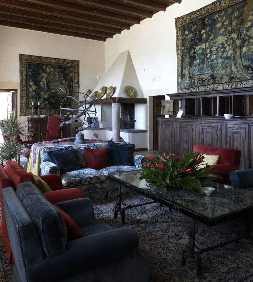 On the seafront and the doorstep of Rome, an opulent Estate Italy-4925