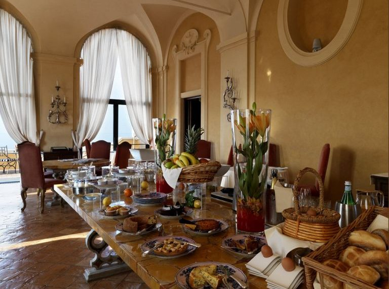 On the seafront and the doorstep of Rome, an opulent Estate Italy-4928