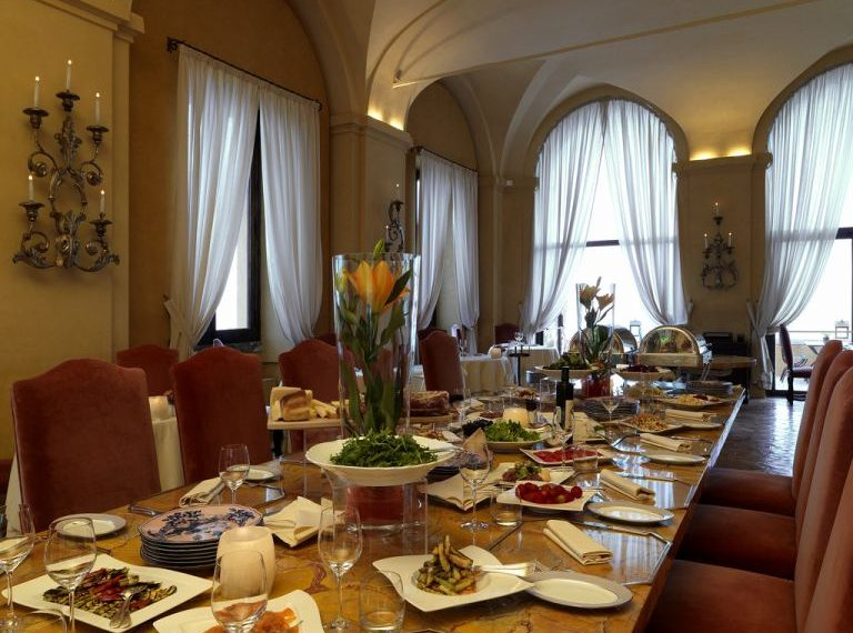 On the seafront and the doorstep of Rome, an opulent Estate Italy-4929