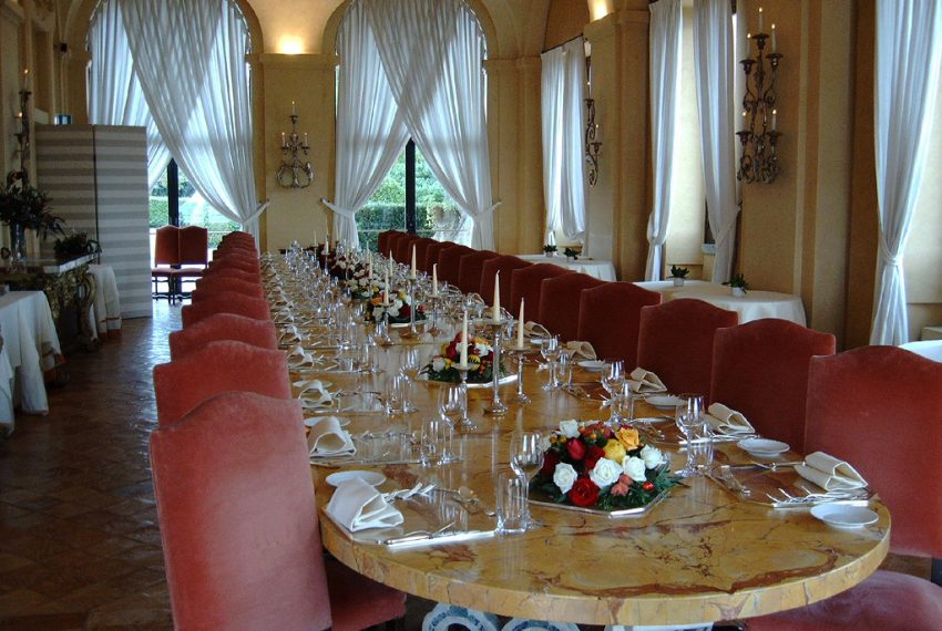 On the seafront and the doorstep of Rome, an opulent Estate Italy-4930