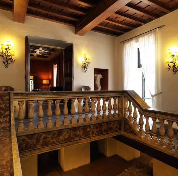 On the seafront and the doorstep of Rome, an opulent Estate Italy-4931