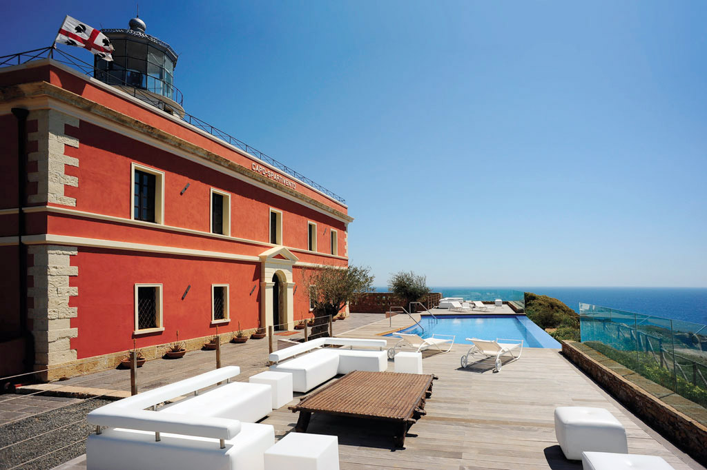 A DESIGNER HOME WITH A DIFFERENCE SARDINIA