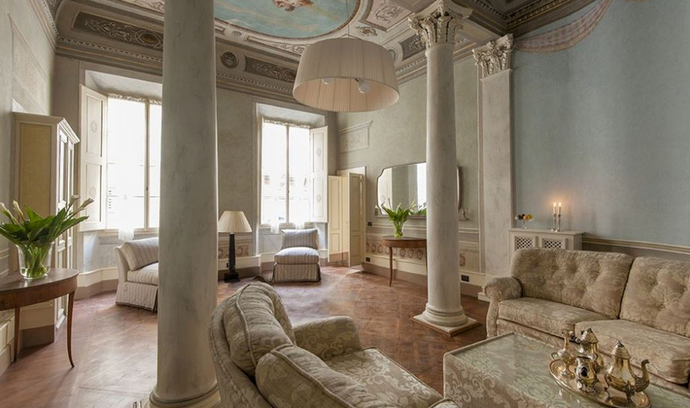 ELEGANT APARTMENT IN CENTER FLORENCE TUSCANY