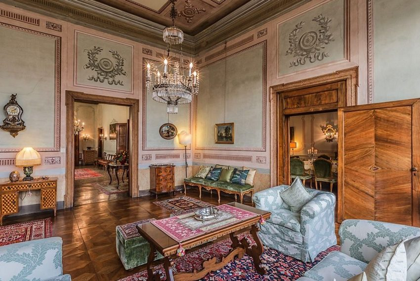Luxury Accommodation in a 16th Century Palazzo Venice-007