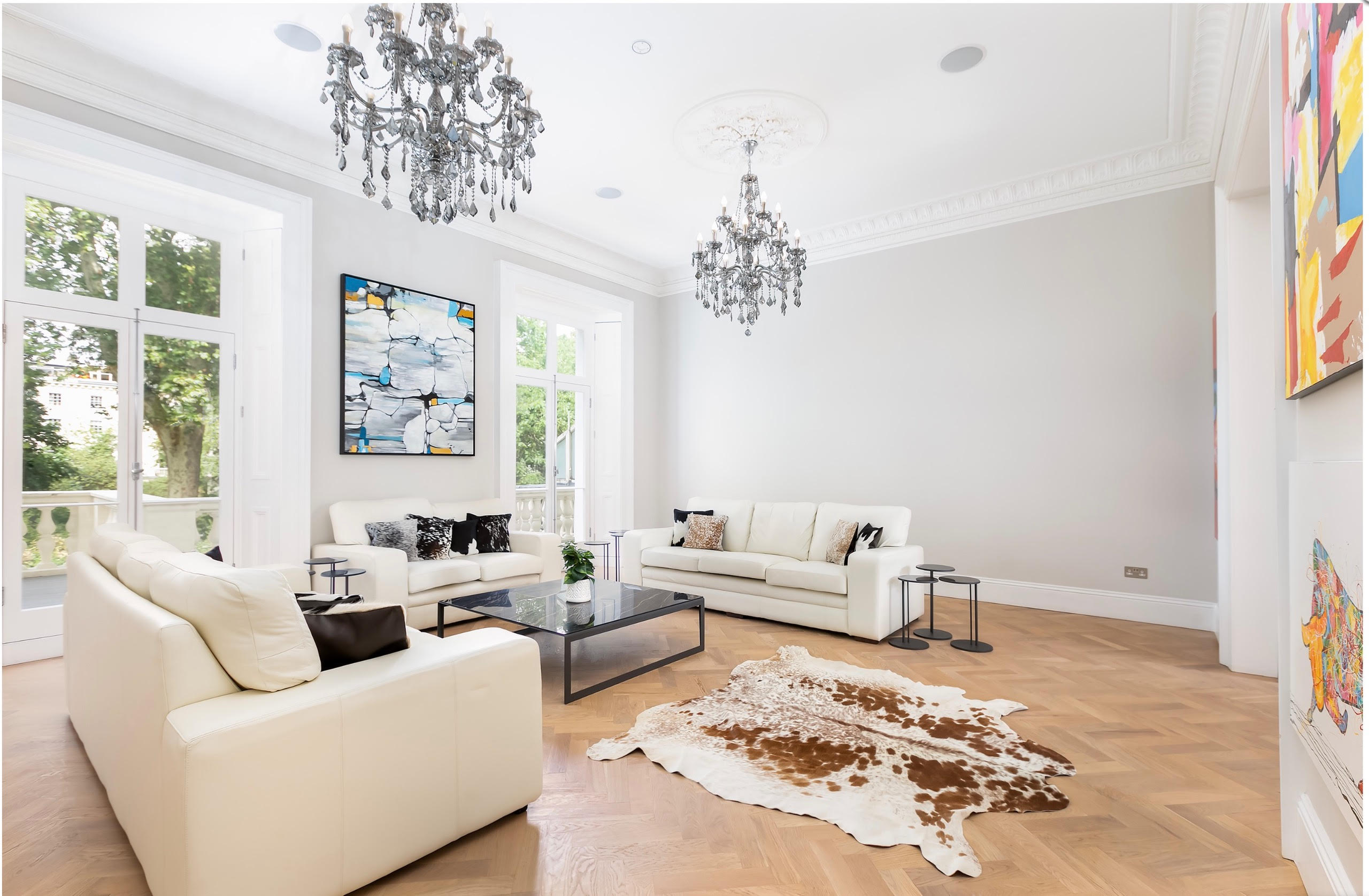 BELGRAVIA ECCLESTON SQUARE LUXURY HOME LONDON