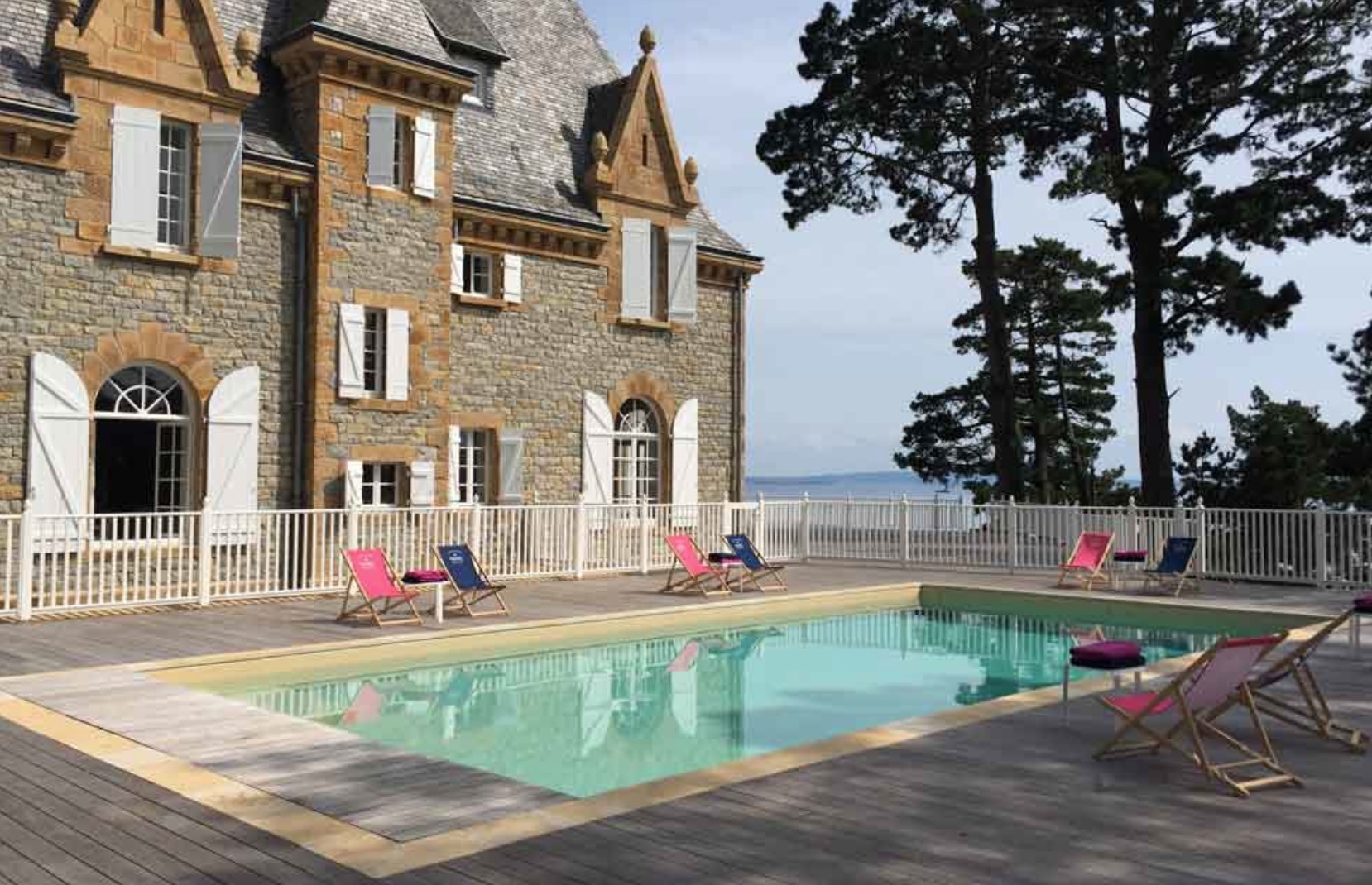 BEAUTIFUL CASTLE FOR RENT IN BRITTANY FINISTÈRE
