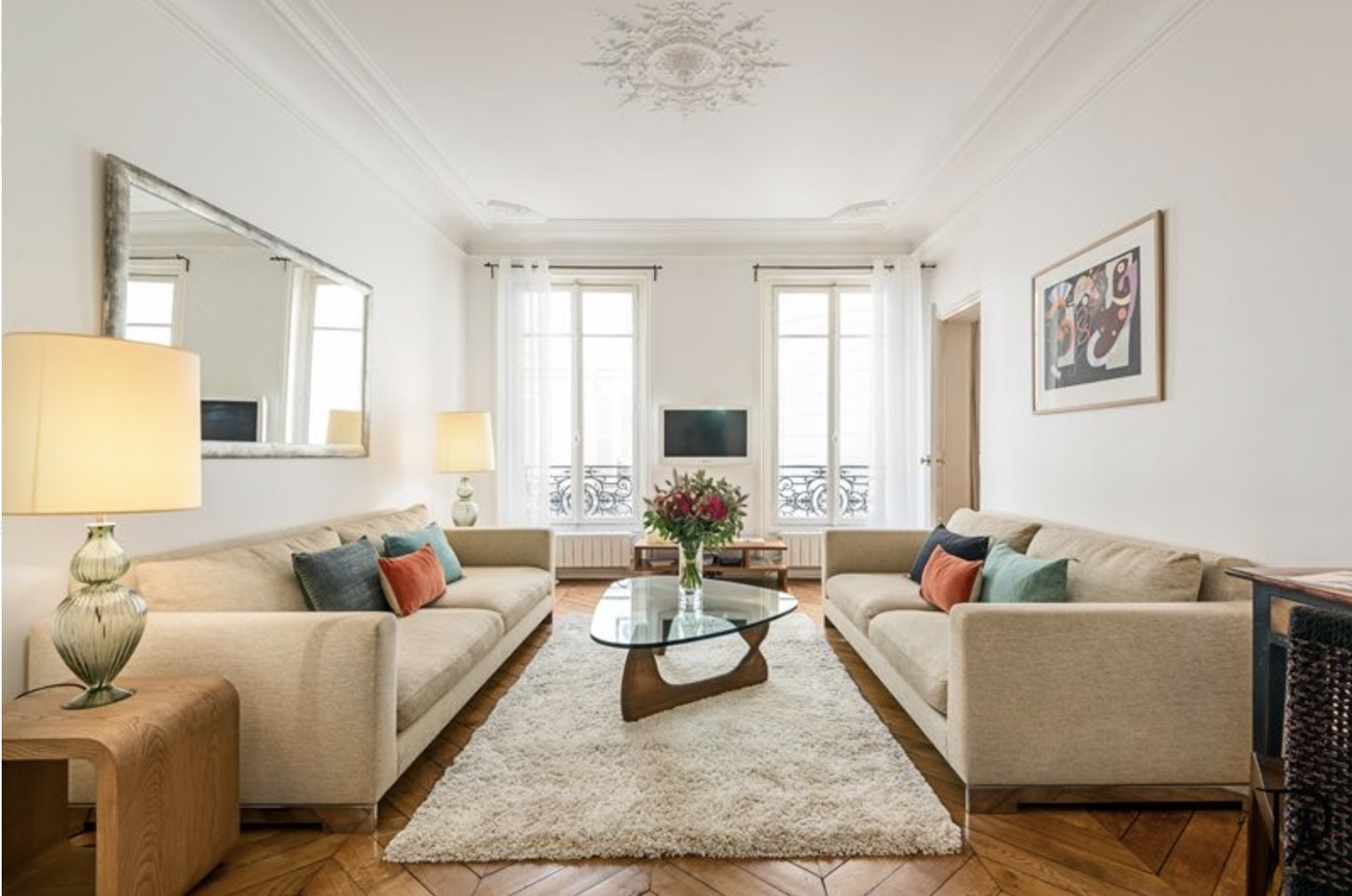 SAINT GERMAIN DES PRES LUXURY 2 BEDROOMS