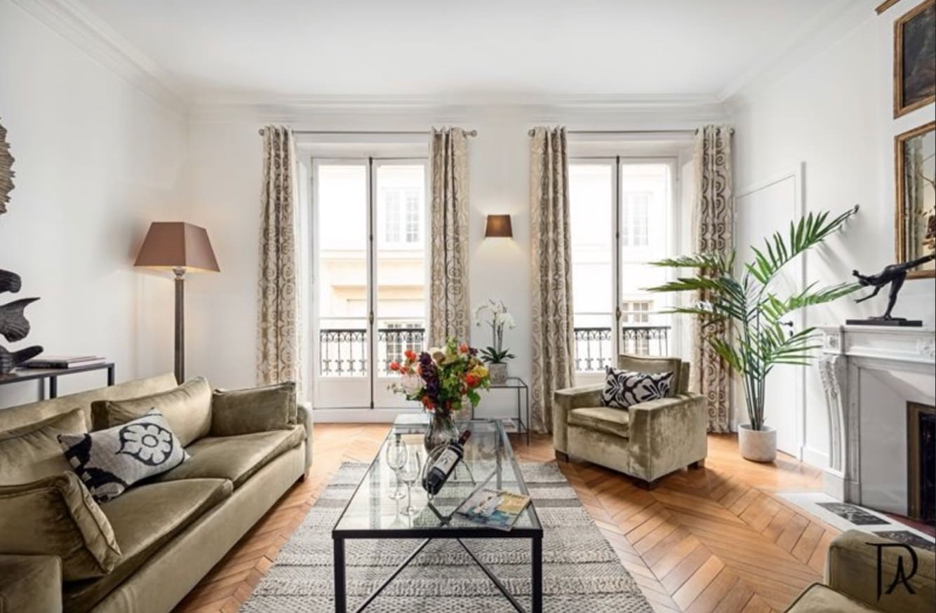 CALM AND LUXURY NEAR THE LUXEMBOURG GARDENS