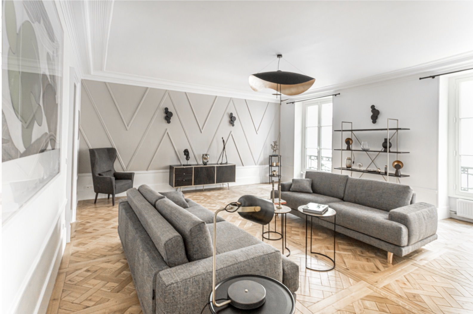 MODERN CHIC IN THE HEART OF THE MARAIS