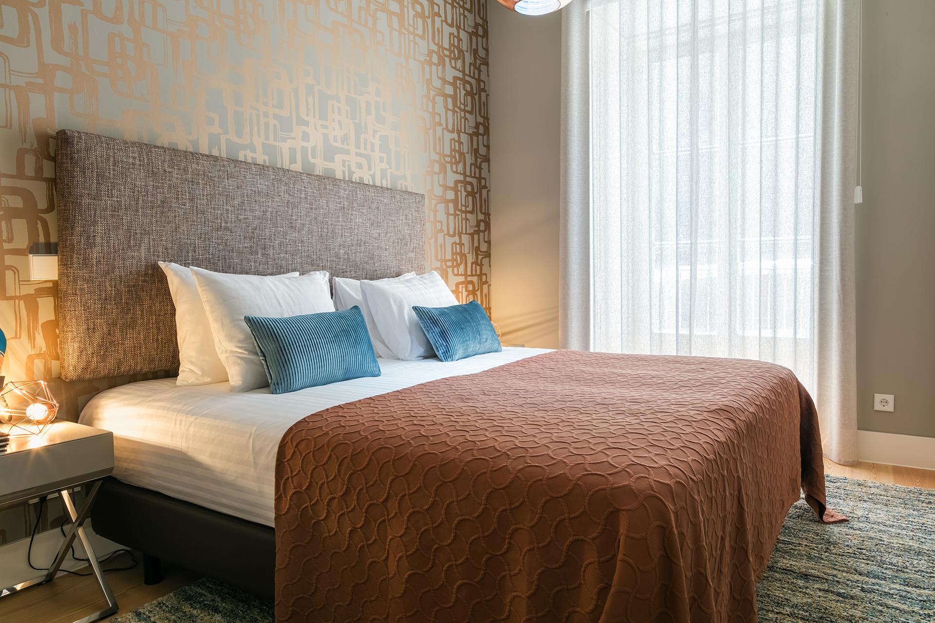 POOL APARTMENT CENTER LISBON - Luxe Apartments Rentals