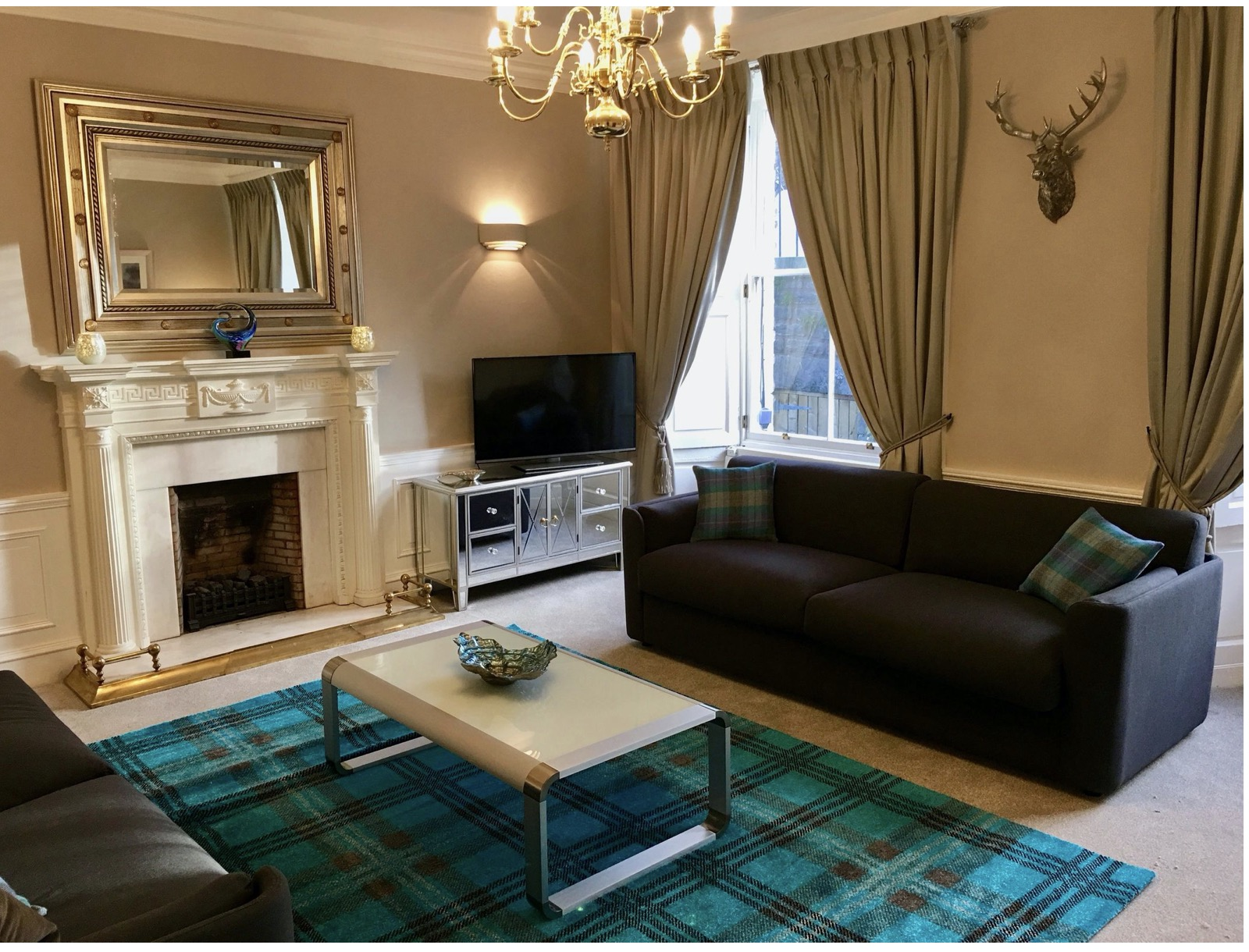 LUXURY 3 BEDROOMS EDINBURGH