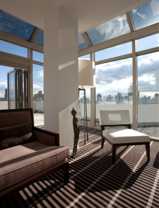 LUXURY UPPER EAST SIDE PENTHOUSE 360 DEGREE NYC VIEWS !