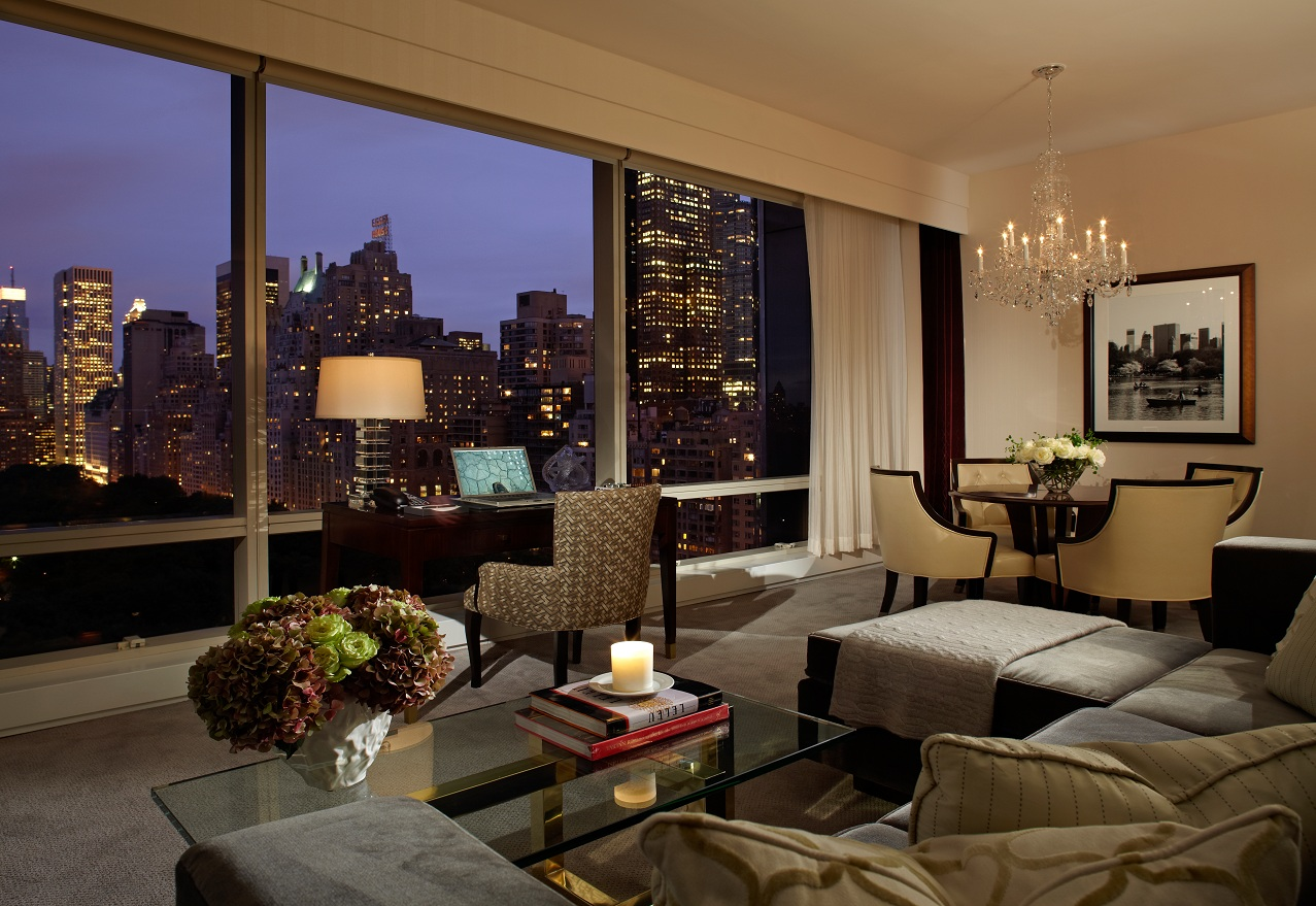 CENTRAL PARK WEST LUXURY 2 BEDROOMS 3 BATHS NEW YORK