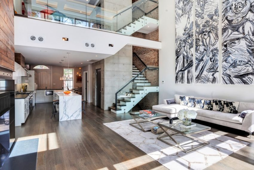 00002-luxe-apartmentsrentals-5-Bedroom-townhouse-in-Hells-Kitchen-NYC