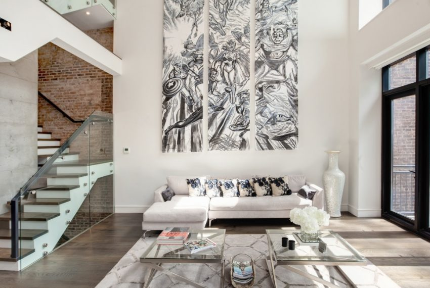 00003-luxe-apartmentsrentals-5-Bedroom-townhouse-in-Hells-Kitchen-NYC