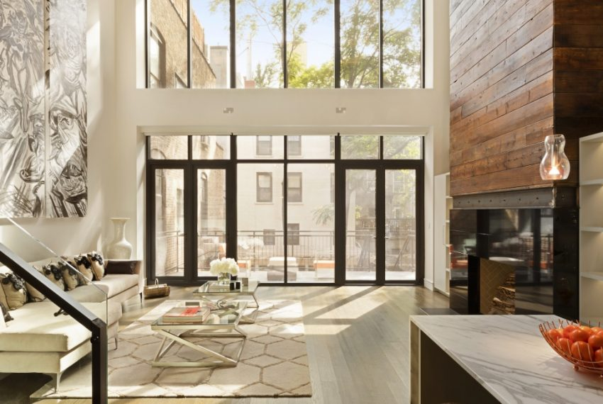 00009-luxe-apartmentsrentals-5-Bedroom-townhouse-in-Hells-Kitchen-NYC