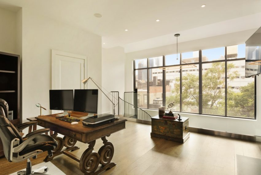00021-luxe-apartmentsrentals-5-Bedroom-townhouse-in-Hells-Kitchen-NYC